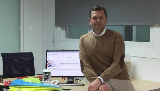Diederik fundador Tazaspublicidad.es