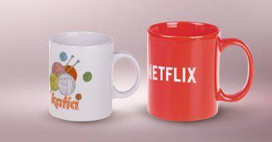 Tazas y mugs para publicidad