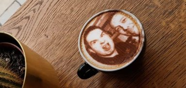 Selfieccino personaliza tu taza de café al máximo