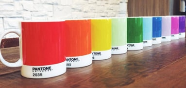 Tazas takeaway personalizadas con logo empresa Starbucks