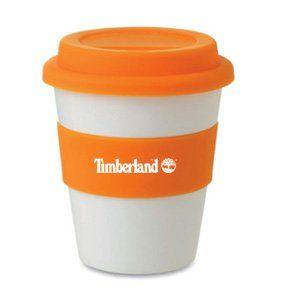 Tazas takeaway personalizadas con logo