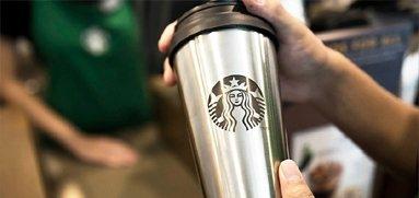 Tazas takeway recicladas para Starbucks